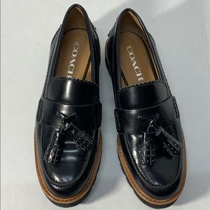 Really Coach Coach Loafer Shoes sz.5B